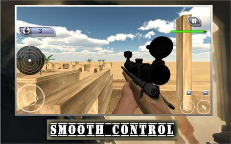Aplha Sniper Shooting 3
