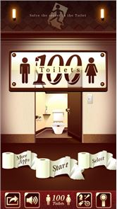 100 Toilets «room escape game» 5