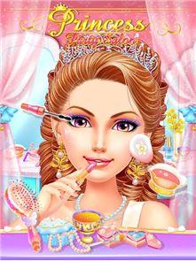 Princess Party Salon-Girl Game 3