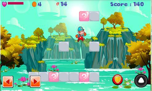 Super Maryo Running Free game 2