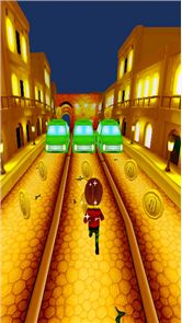 Ninja Subway Surfer Run 6