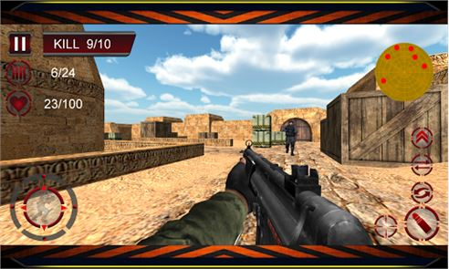 Counter Terrorist Attack 3D 4