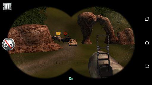 ARMY CONVOY AMBUSH 3D 3