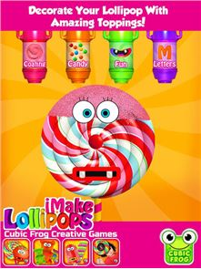 iMake Lollipops – Candy Maker 3