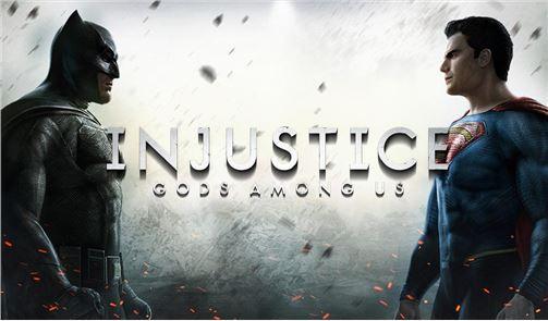 Injustice: Gods Among Us 1