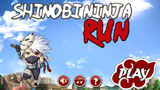 Shinobi Ninja Run 1