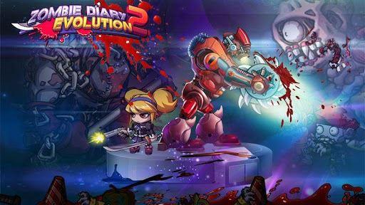 Zombie Diary 2: Evolution 1