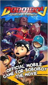 BoBoiBoy: Power Spheres 2