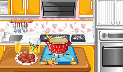 Cake Maker Story -Cooking Game 4