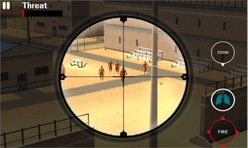 Sniper Duty: Prison Yard 2