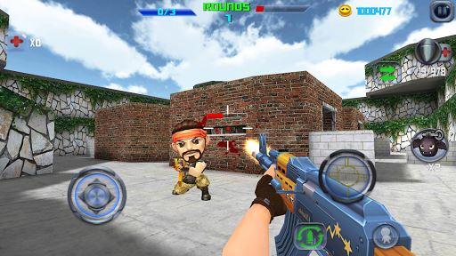Gun Shoot War Q 3