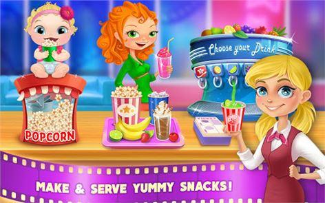 Kids Movie Night 1