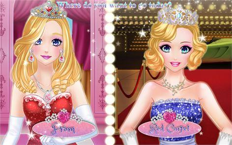 Princess Prom Photoshoot 4