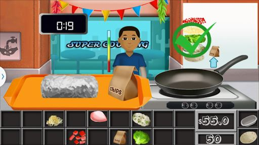 Super Cooking 3