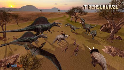 T-Rex Survival Simulator 2
