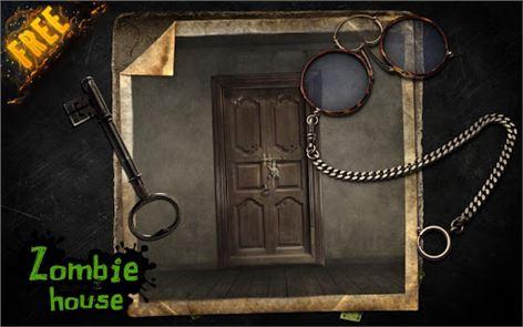 Zombie house – escape 2 3