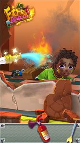 Fire Rescue – Firefighter Game 2