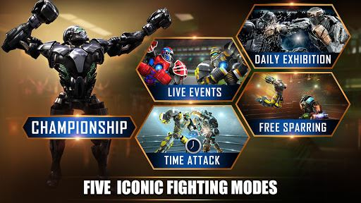 Real Steel World Robot Boxing 5