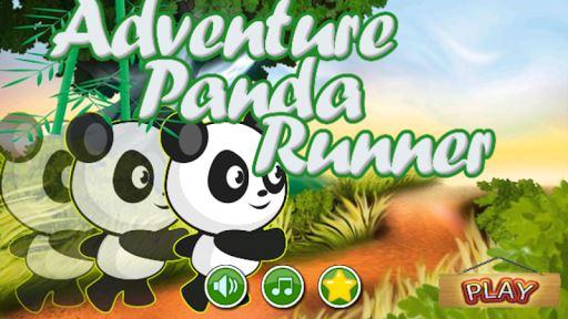 Jungle Run Adventure Of Panda 1