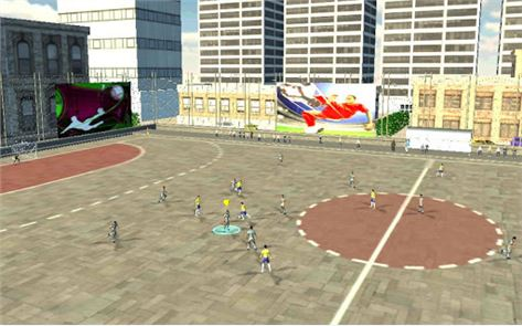 Soccer Street Star 4