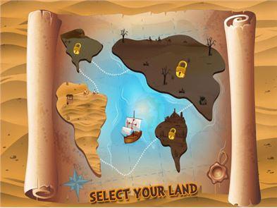Desert Treasure Hunt Adventure 3