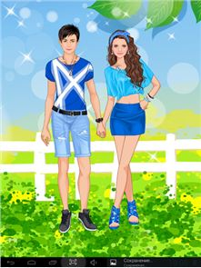 Couples Dress Up Games 2