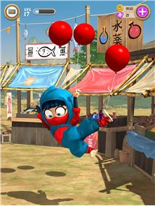 Clumsy Ninja 3