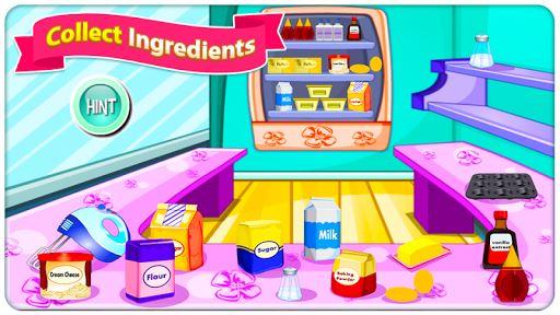 Bake Cupcakes – Cooking Games 2
