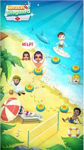 Beach Lifeguard – Rescue Rush 1