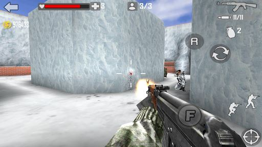 Shoot Strike War Fire 6