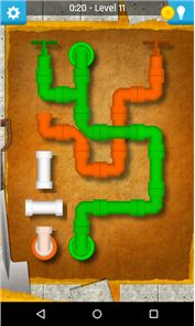 Pipe Twister:  Puzzle 4