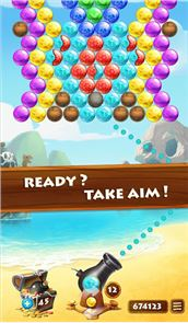 Bubble Shooter Treasure 3