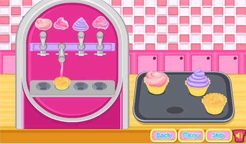 Cooking Ice Cream Cone Cupcake 2