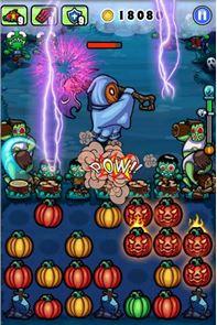 Pumpkins vs. Monsters 1