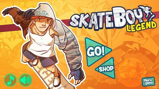 Skater Boy Legend 1