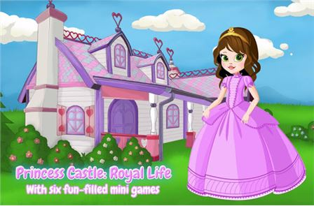 Princess Castle: Royal Life 1