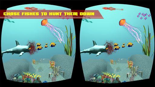 Killer Shark Attack VR 1