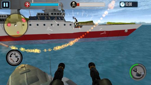 Navy Gunner Shoot War 3D 5