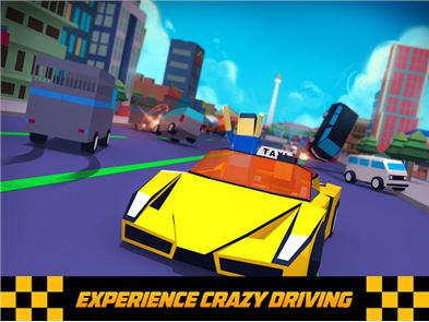 Crazy Traffic Taxi 2