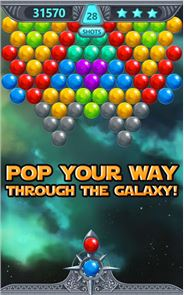 Bubble Shooter Space 3