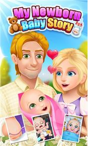 Newborn Baby Story 1