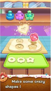 Make Donut – Kids Cooking Game 3