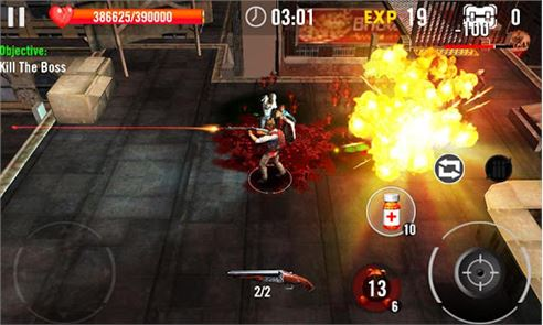 Zombie Overkill 3D 5