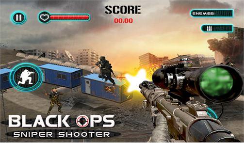 Black Ops Sniper Shooter 3D 6