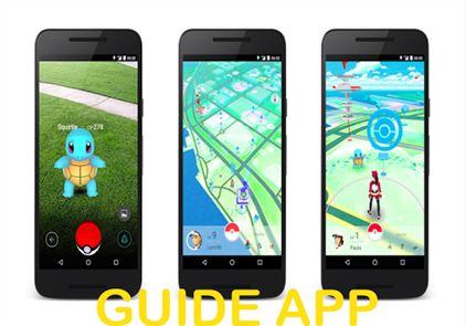 Guide for Pokemon GO game app 1