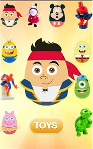 Surprise Eggs – Kids Game 3