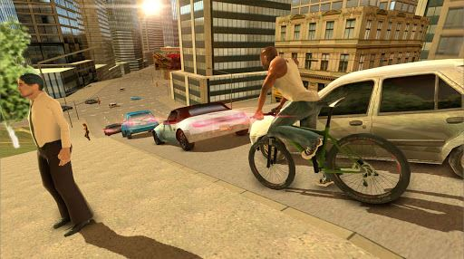 San Andreas Crime City II 6