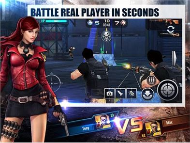 Hero Forces: Free Shooter Game 1