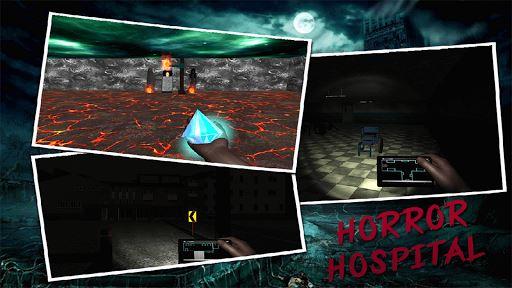 Horror Hospital 3D 1