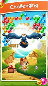 Witch Cat Pop Bubble Shooter 4